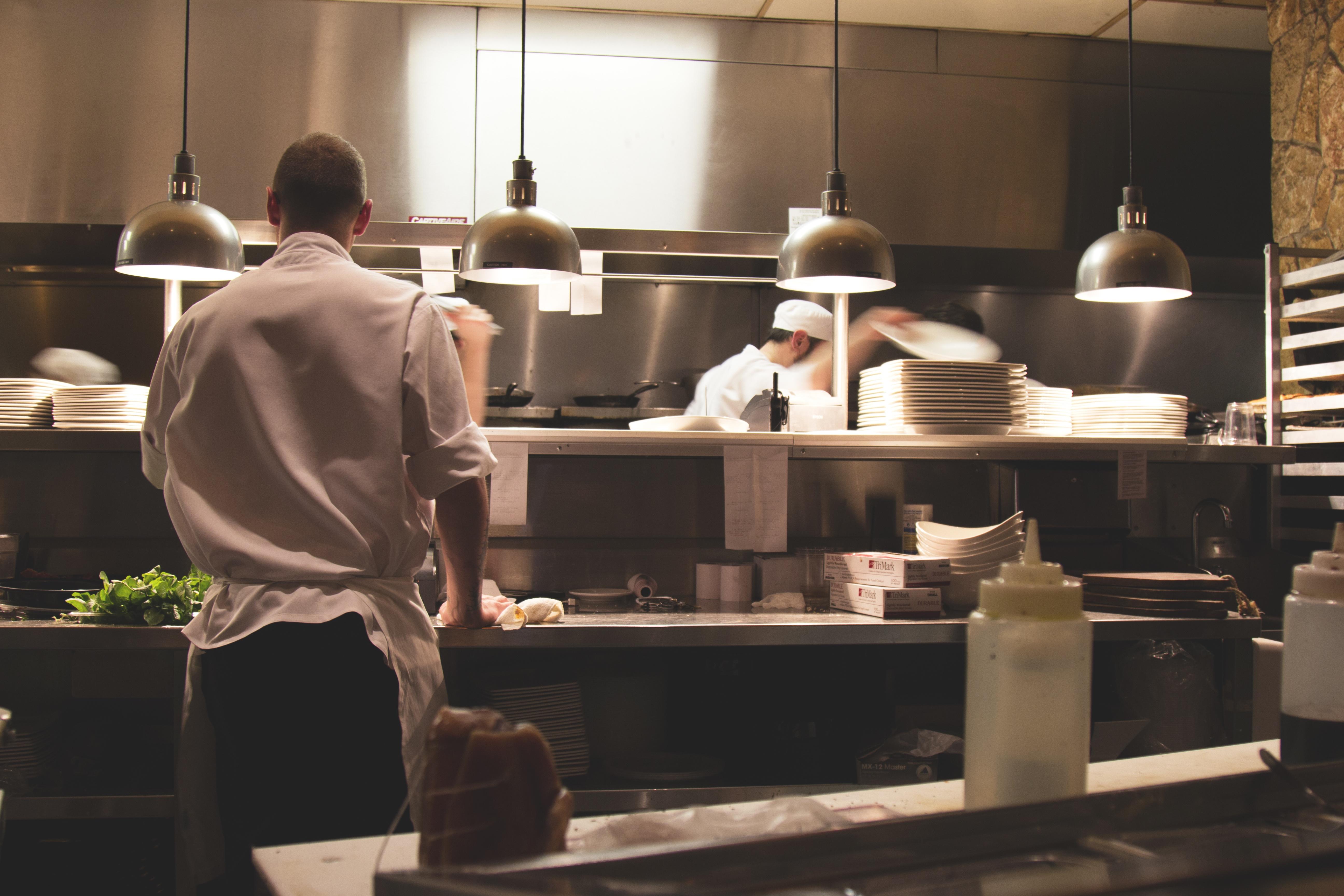 start din egen restaurant