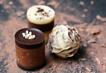 Chocolate deserts
